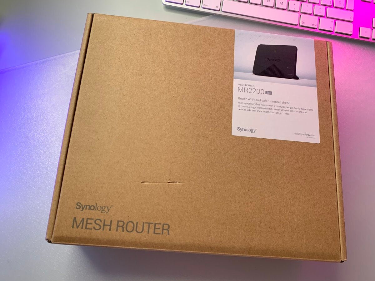 Synology Router Mesh MR2200ac