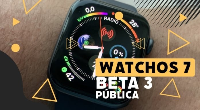 watchOS 7 Public Beta 3