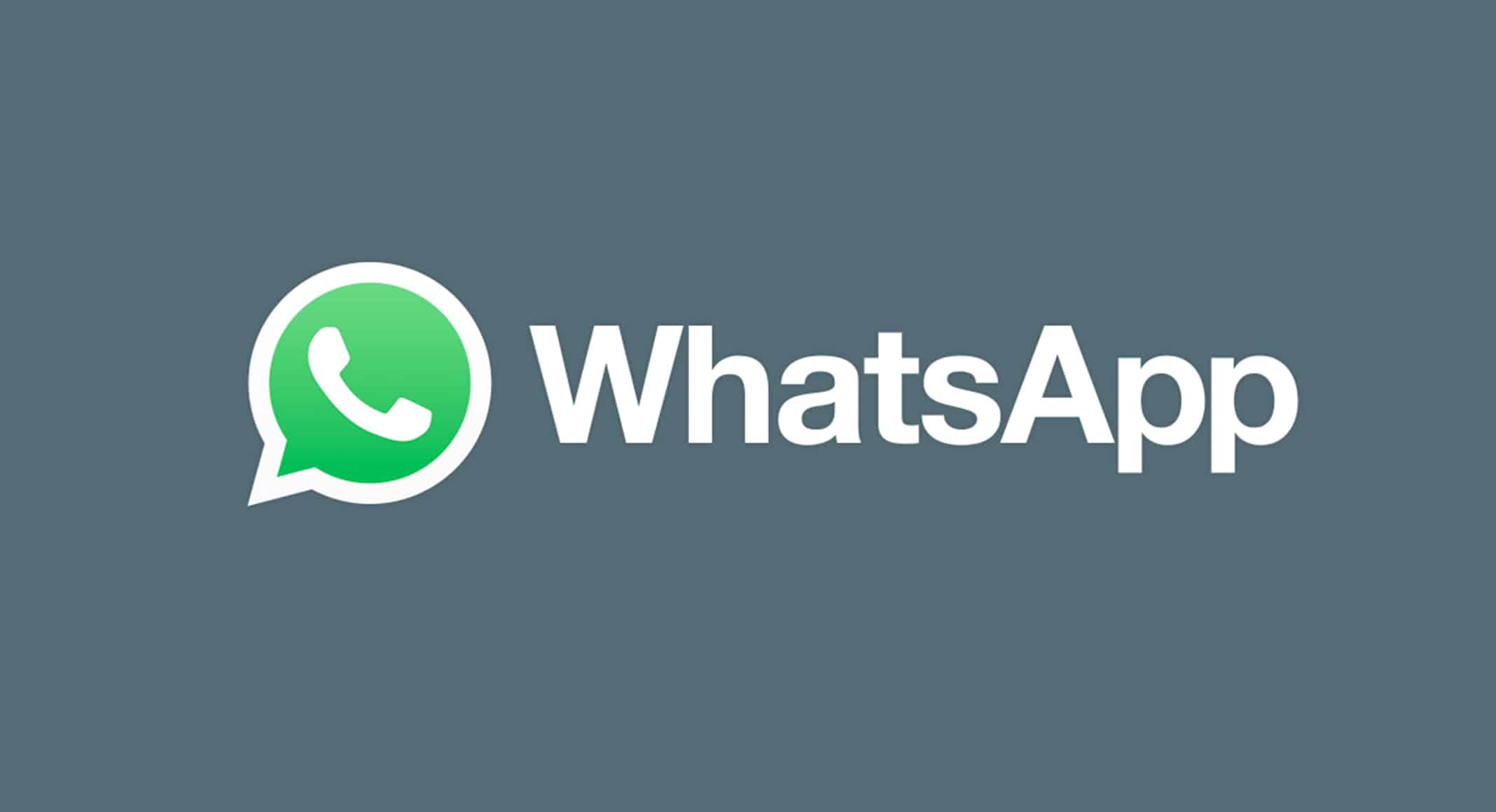 WhatsApp Brand Media Press Logo