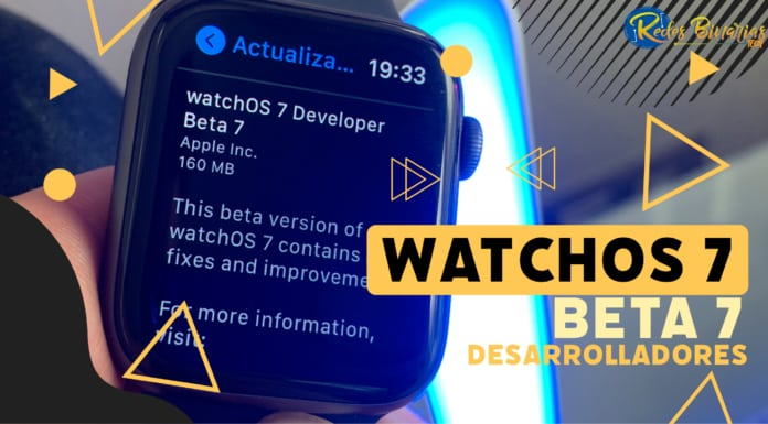 watchOS 7 Developer Beta 7