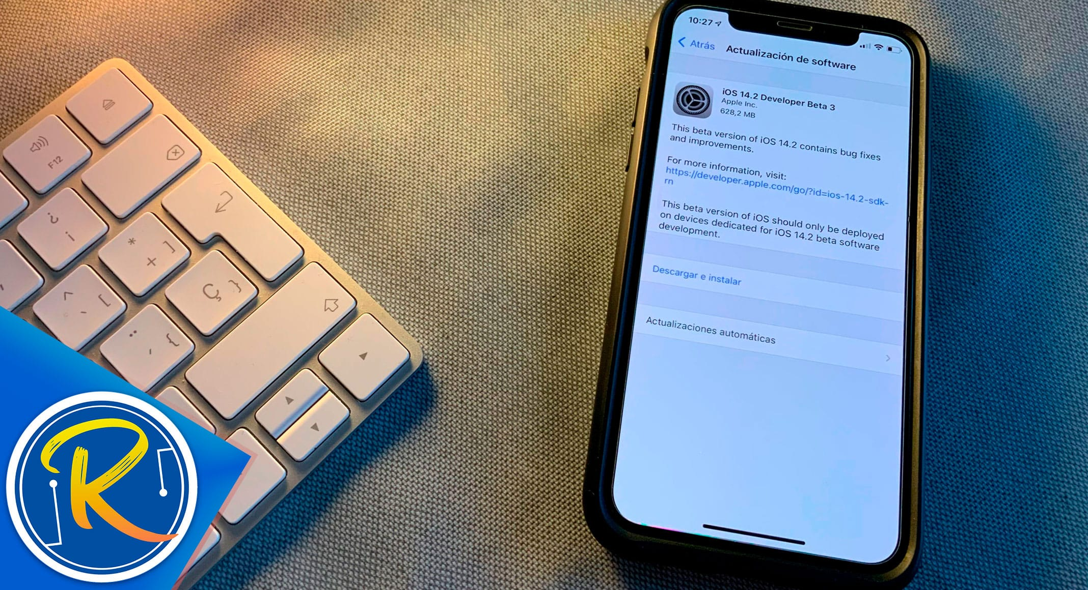 iOS 14.2 Developer Beta 3